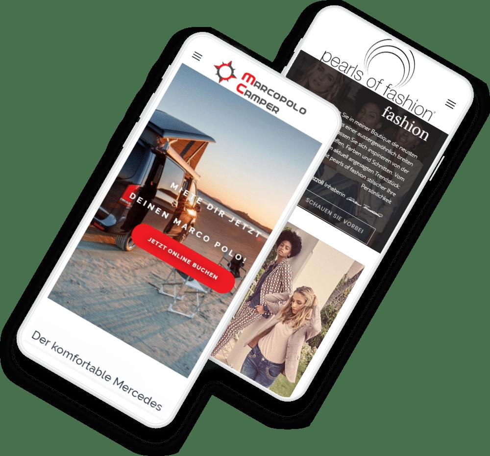webdesign-vision.ch - Web Design für jeden Bildschirm
